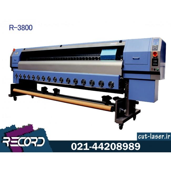 دستگاه چاپ بنر اکوسالونت DX5-3800