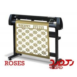 دستگاه کاتر پلاتر Roses-CT 1100