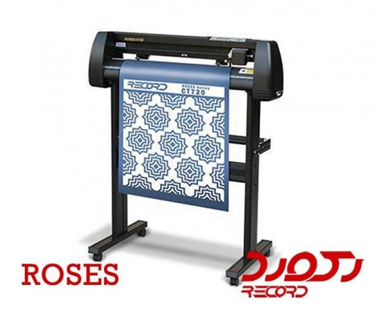 دستگاه کاتر پلاتر Roses-CT 720
